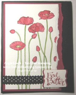 Demo - darla poppies black