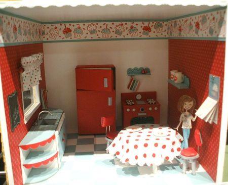 4 dollhouse - kitchen