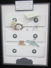 Leadership - packed baby dresser