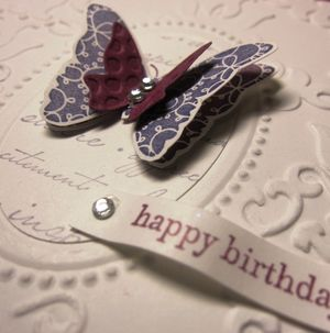 Double embossing - concord butterfly 2