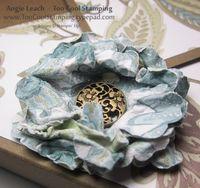 Card box - flower