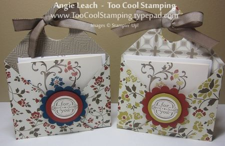 Comfort cafe pouch - two cool