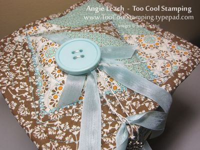 Fabric - box top