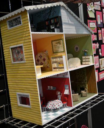 2 dollhouse - side