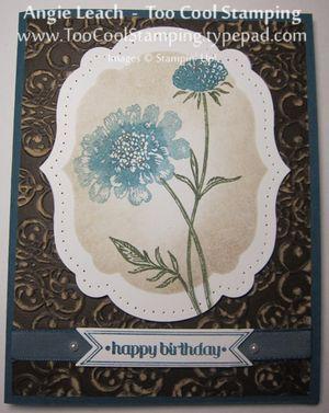 Core field flowers - flourish