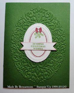 Joyous Celebrations in Green bensarmom_small