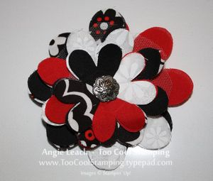Demo - darla flower for purse