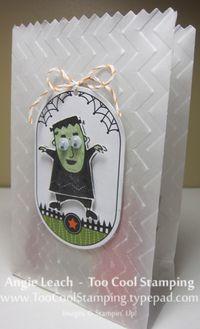Ghouls - frank bag