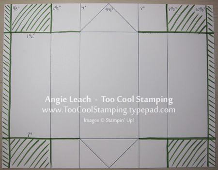 Coffin box template 1