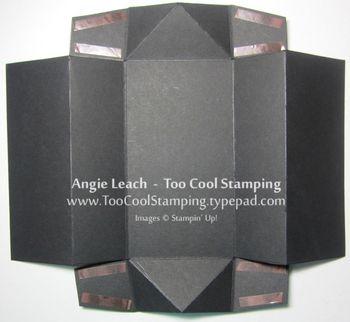 Coffin card base
