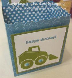 Polka dot - dirtday box