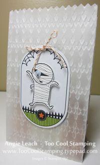 Ghouls - mummy bag