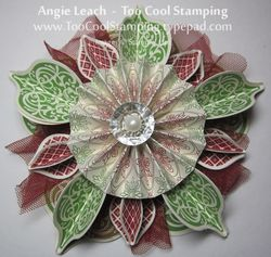 Ornament - angie red green