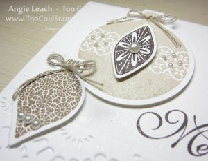 Gold keepsakes - linen 2