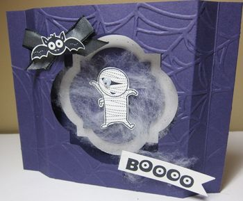 Jodi - mummy shadow card