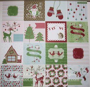 Snow fest - squares