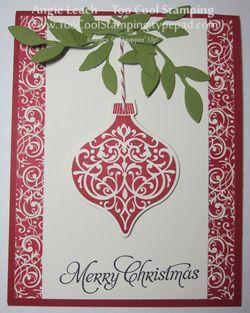Carmen - leaves & ornament