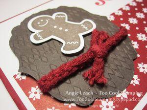 Gingerbread joy 2