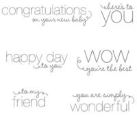 Friendly phrases 126151L