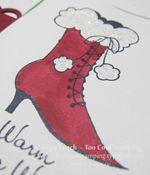 Swaps - darla furry boot 2