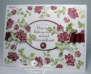 Cherry Roses - cherie franklin