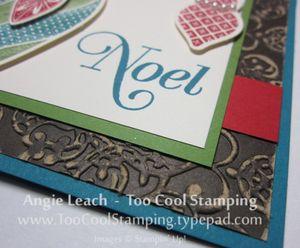 Noel ornaments - v texture