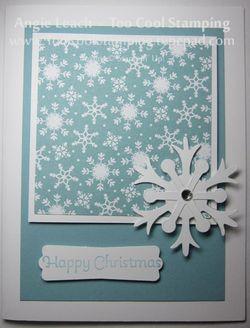 Snow fest - snowflakes