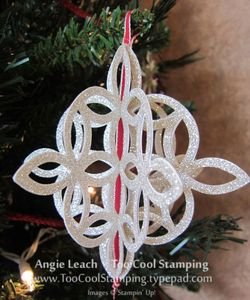 Whitman - lattice ornament 2