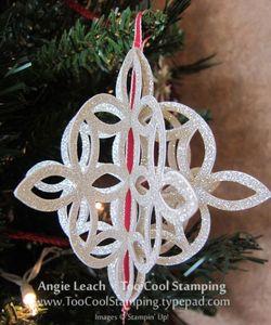 Whitman - lattice ornament 2
